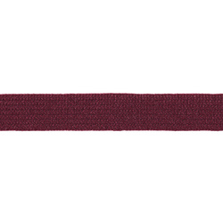 Tubband 18mm bordeaux 3m