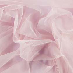 Soft tulle rose