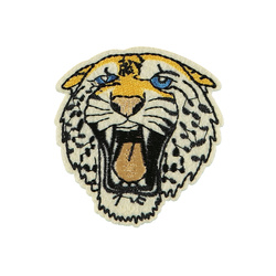 Patch 65x68mm tiger nature/yellow 1 pc
