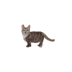 Patch 65x40mm cat 1 pc