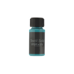 Tekstilmaling Solid Turkis 50ml