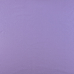 Plain cotton light lavender